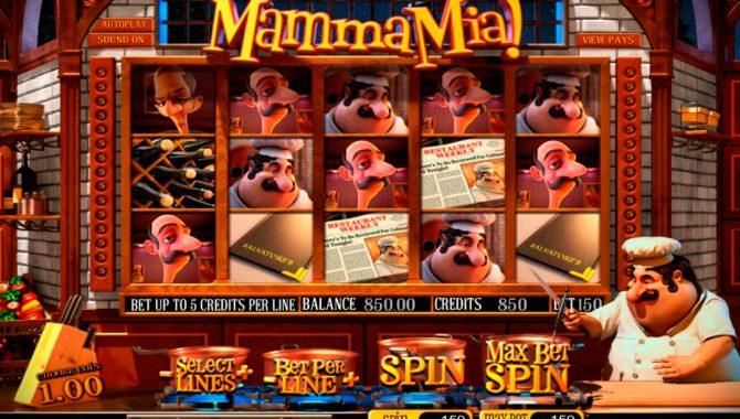 Casinospel med Italienskt tema